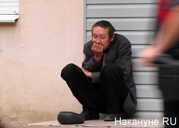 нищий попрошайка(2014)|Фото: Накануне.ru
