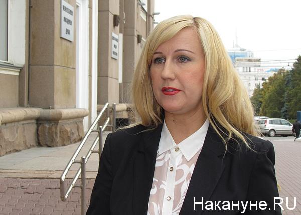 шубина елена валентиновна  председатель избирательной комиссии челябинска|Фото: Накануне.ru