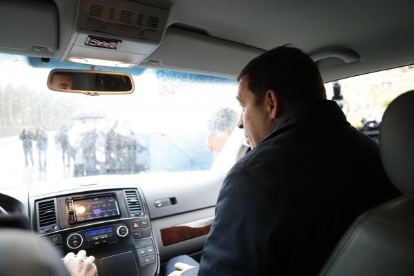 Куйвашев, дорога Исеть-Сагра, губернатор|Фото: Департамент информационной политики губернатора Свердловской области