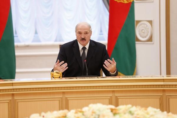Куйвашев, Лукашенко, встреча Фото: Департамент информационной политики губернатора Свердловской области