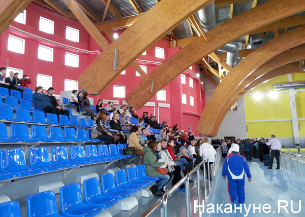 Жемчужина Югры, бассейн, аквапарк, Дмитрий Шаповал, Нефтеюганск|Фото: Накануне.RU
