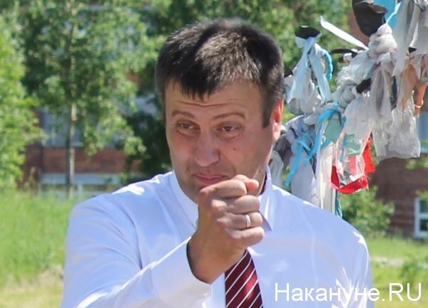 Мэр Нефтеюганска Виталий Бурчевский|Фото: Накануне.RU