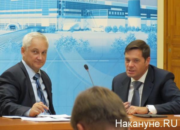 Андрей Белоусов, помощник президента РФ(2014)|Фото: Накануне.RU