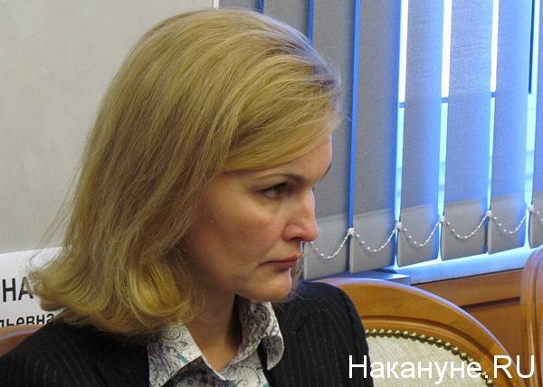 дюдина вера аркадьевна  заместитель губернатора ханты-мансийского автономного округа - югры Фото: Накануне.ru