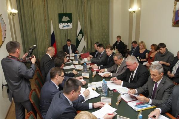 Холманских совещание Курган|Фото: kurganobl.ru