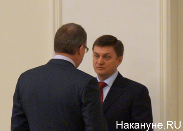совет партий, полпредство, Александр Бурков, Иван Квитка|Фото: Накануне.RU