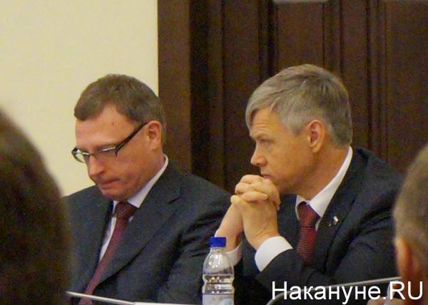 совет партий, полпредство, Александр Бурков, Валерий Гартунг|Фото: Накануне.RU