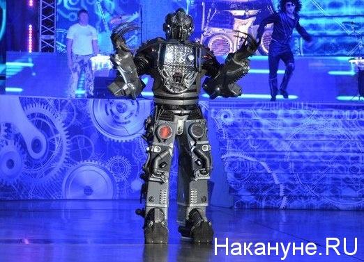 WorldSkills, робот|Фото: Накануне.RU