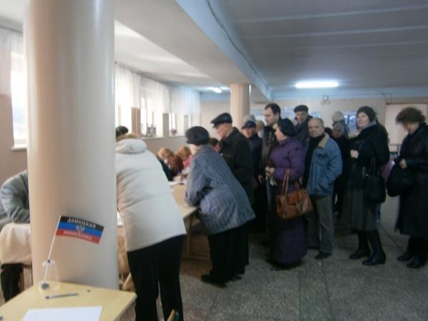 выборы ДНР ЛНР|Фото:Накануне.RU