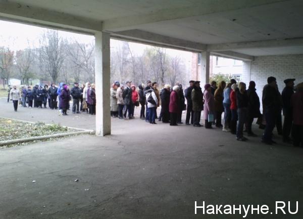 ДНР, Донецк, выборы, голосование, избирательный участок|Фото: Накануне.RU