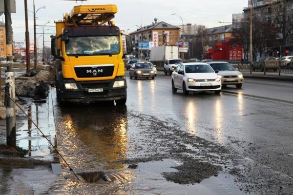 прорыв, авария, ЖКХ|Фото: Иван Колотовкин