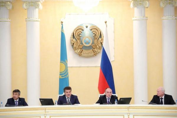 Дубровский в Казахстане|Фото: gubernator74.ru