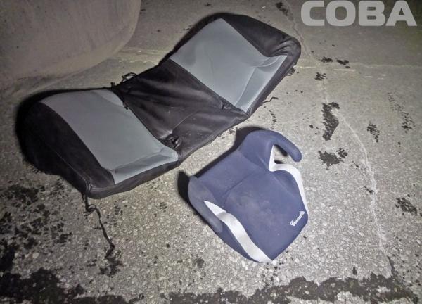 авария на Московском тракте, детское кресло|Фото:Служба спасения Сова