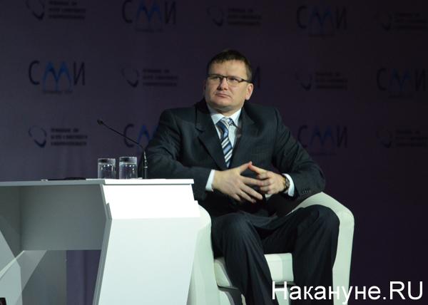 медиафорум региональных СМИ, Федечкин Фото: Накануне.RU