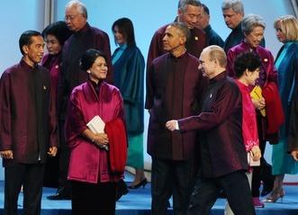 Обама, Путин, саммит АТЭС|Фото: