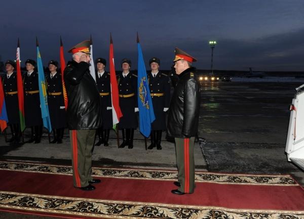 военный комитет ОДКБ, Валерий Герасимов, Кольцово|Фото: ЦВО