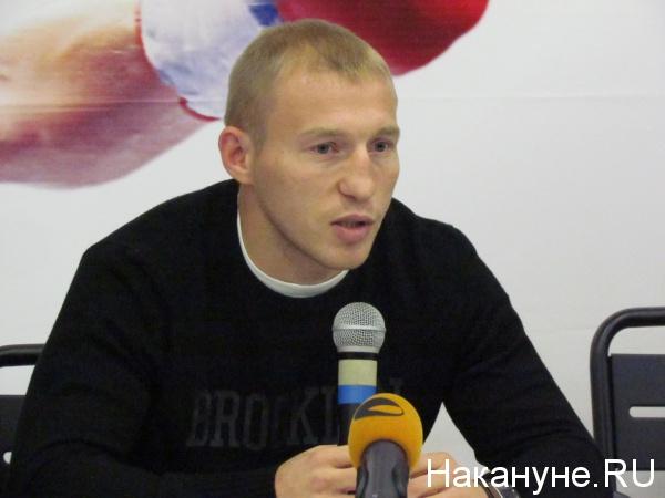 Дмитрий Михайленко боксер|Фото: Накануне.RU