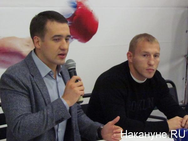 Дмитрий Михайленко Алексей Титов|Фото: Накануне.RU