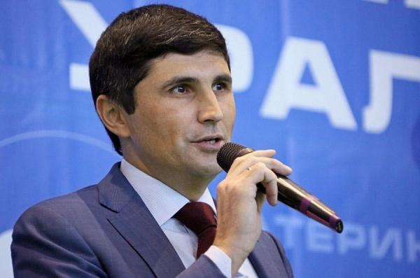 Генеральный директор МРСК Урала Сергей Дрегваль|Фото: