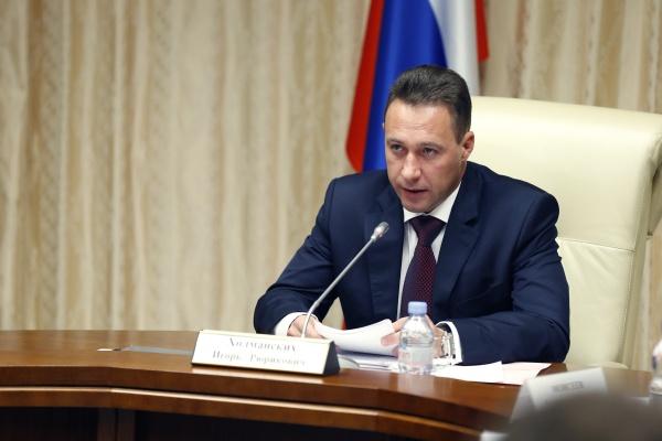 заседании Совета по вопросам образования, Холманских Фото: Департамент информационной политики губернатора Свердловской области