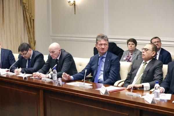 заседании Совета по вопросам образования, Козицын Фото: Департамент информационной политики губернатора Свердловской области