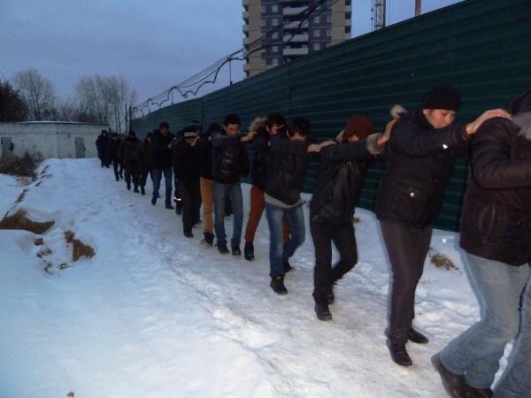 нелегальные мигранты Тюмень|Фото: УМВД РФ по Тюмени