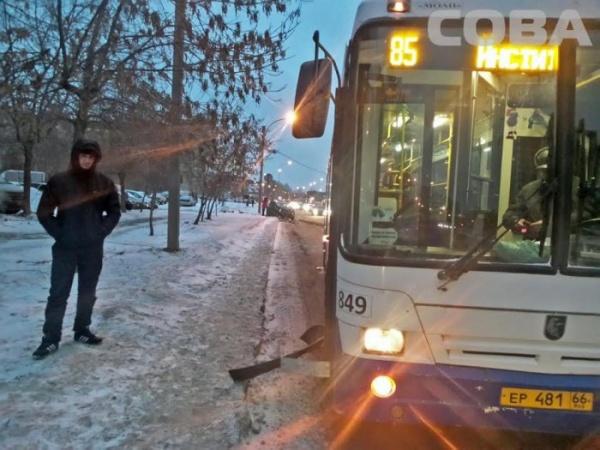 ДТП, автобус, Репина|Фото:sowa-tv.ru