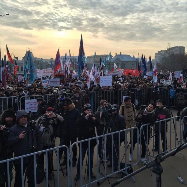митинг, врачи, за доступную медицину, москва, 30 ноября|Фото:ВКонтакте