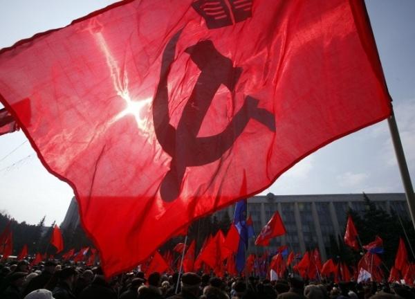 коммунисты, молдавия, ссср, митинг, компартия|Фото: AP Photo/John McConnico