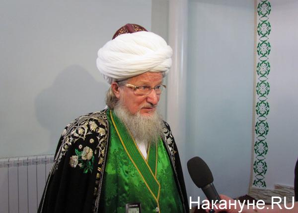съезд мусульман Урала, Талгат Таджуддин|Фото: Накануне.RU