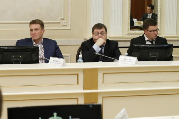 Куйвашев, встреча с депутатами ЕГД|Фото: Департамент информационной политики губернатора Свердловской области