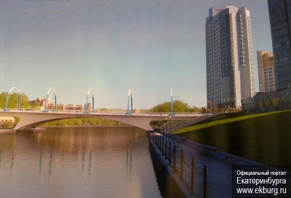 мост, Исеть, строительство|Фото:http://www.ekburg.ru/