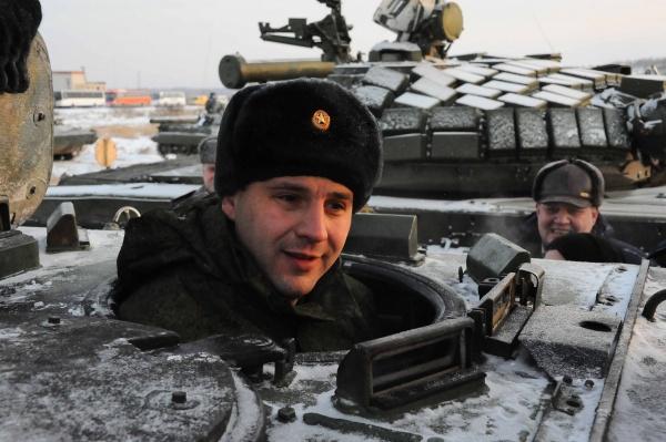 Военные сборы, чиновники, армия, Паслер|Фото: Станислав Савин
