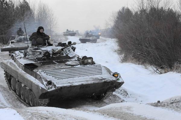 Военные сборы, чиновники, армия|Фото: Станислав Савин