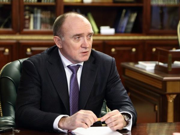 Борис Дубровский избранный губернатор Челябинской области|Фото: gubernator74.ru