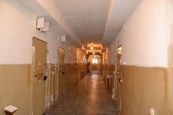 СИЗО №1 Челябинск камеры коридор|Фото: Алексей Севастьянов