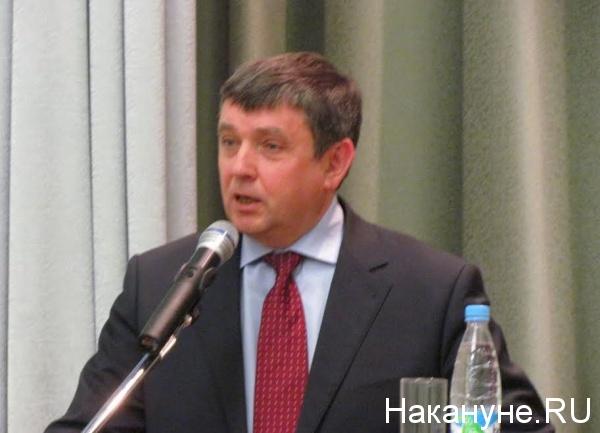 Виктор Кокшаров, УрФУ|Фото: Накануне.RU