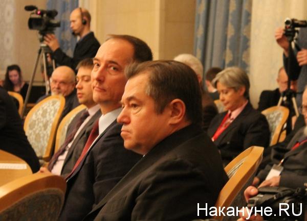 Московский экономический форум, МЭФ, Бабкин, Глазьев|Фото: Накануне.RU