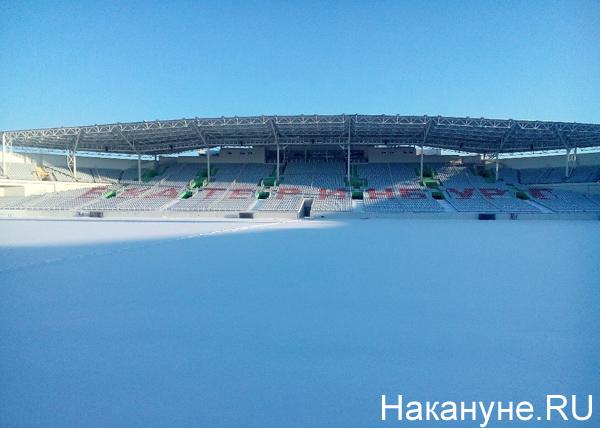 Екатеринбург, Центральный стадион, демонтаж|Фото: Накануне.RU