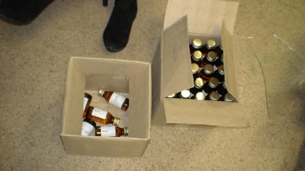 аптека, спирт, лекарства|Фото: ГУ МВД России по Свердловской области