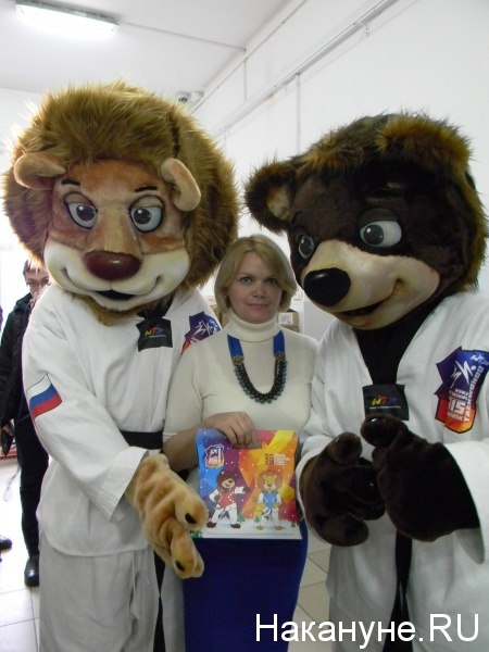 лев, татьяна никитина, медведь|Фото:накануне.ру