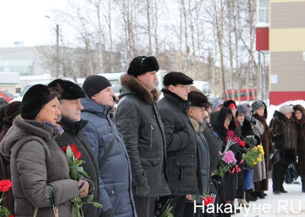 День памяти Владимира Петухова, Нефтеюганкск|Фото: Накануне.RU