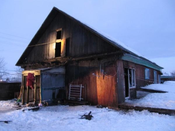 село Ярково пожар|Фото: прокуратура Тюменской области