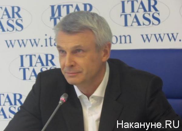 Сергей Носов, мэр Нижнего Тагила|Фото: Накануне.RU