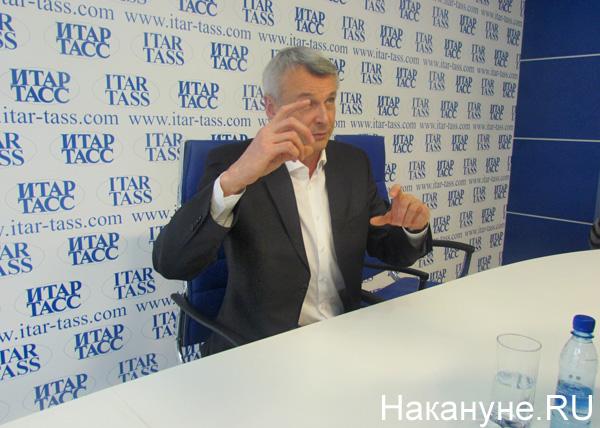 Сергей Константинович Носов|Фото: Накануне.RU