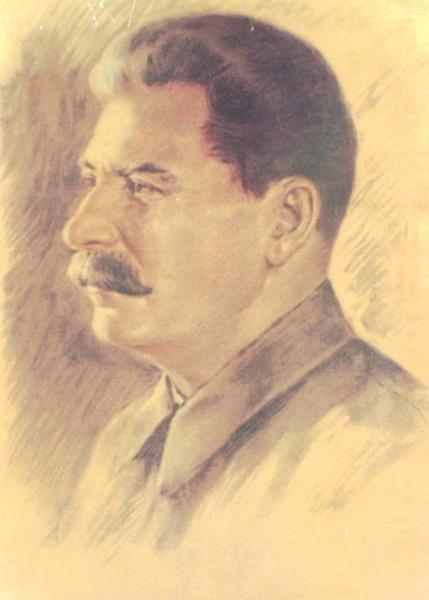 Иосиф Сталин, портрет|Фото: