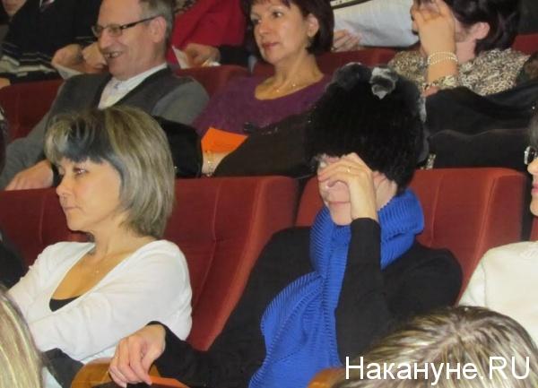 слушания, ККТ Космос, Екатеринбург Фото: Накануне.RU