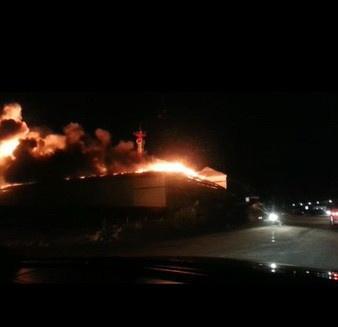 юганскнефтегаз, пожар|Фото: