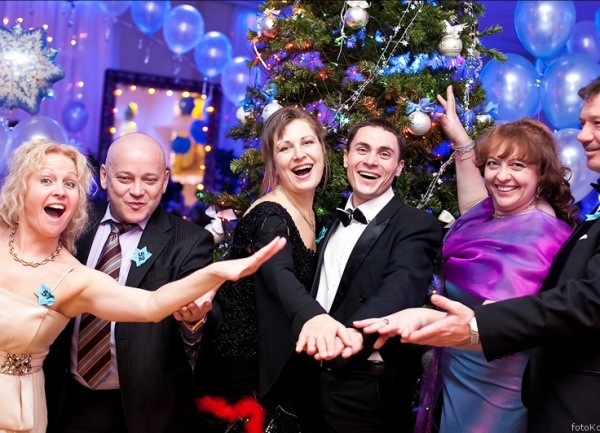 новый год, корпоратив, праздник, веселье, вечеринка|Фото:ay-tour.ru