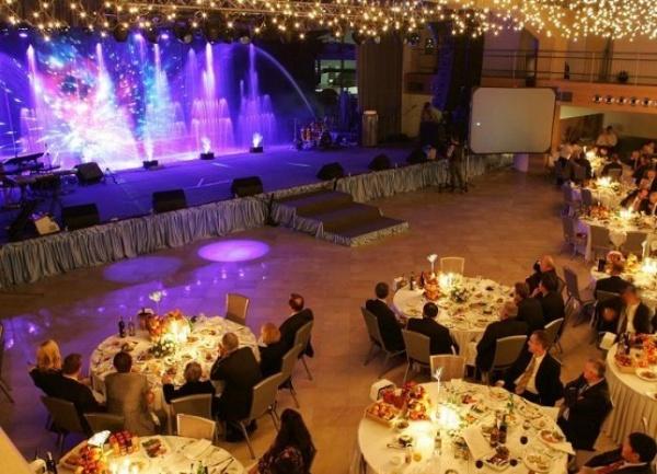 новый год, корпоратив, праздник, веселье, вечеринка, концерт|Фото: avrora-realty.ru
